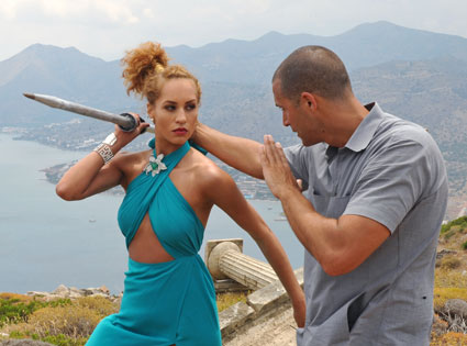 Nigel Barker, Dominique, America's Next Top Model