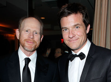 Ron Howard, Jason Bateman