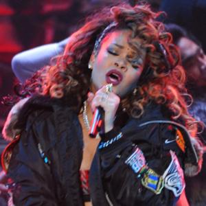 THE X FACTOR, Rihanna