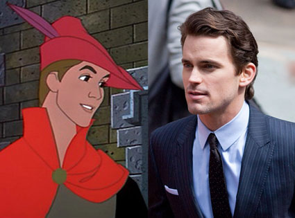 Sleeping Beauty, Prince Philip, Matt Bomer
