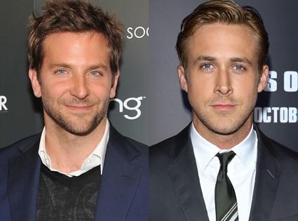 Bradley Cooper, Ryan Gosling