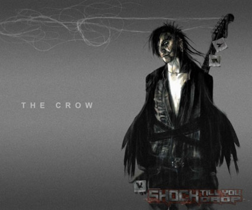 The Crow Sketches, Bradley Cooper