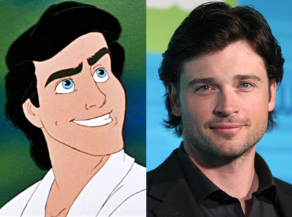 Tom Welling, Prince Eric