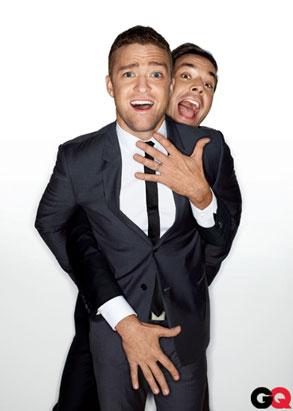 Gq, Justin Timberlake, Jimmy Fallon