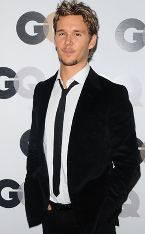 Ryan Kwanten, GQ Party
