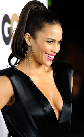 Paula Patton, GQ Party