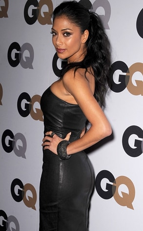 Nicole Scherzinger, GQ Party