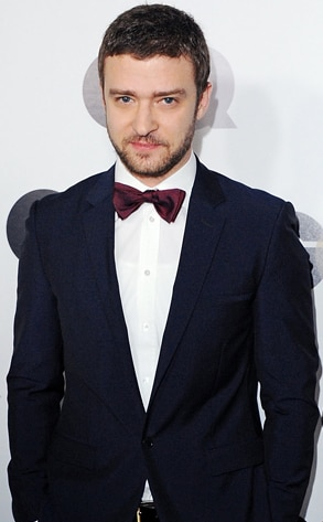 Justin Timberlake, GQ Party