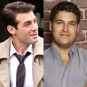 James Wolk, Adam Pally