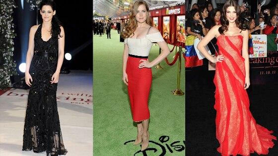 Kristen Stewart, Amy Adams, Ashley Greene