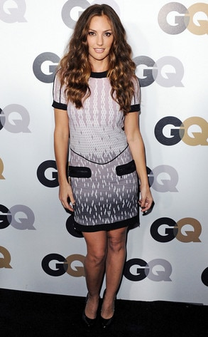 Minka Kelly, GQ Party