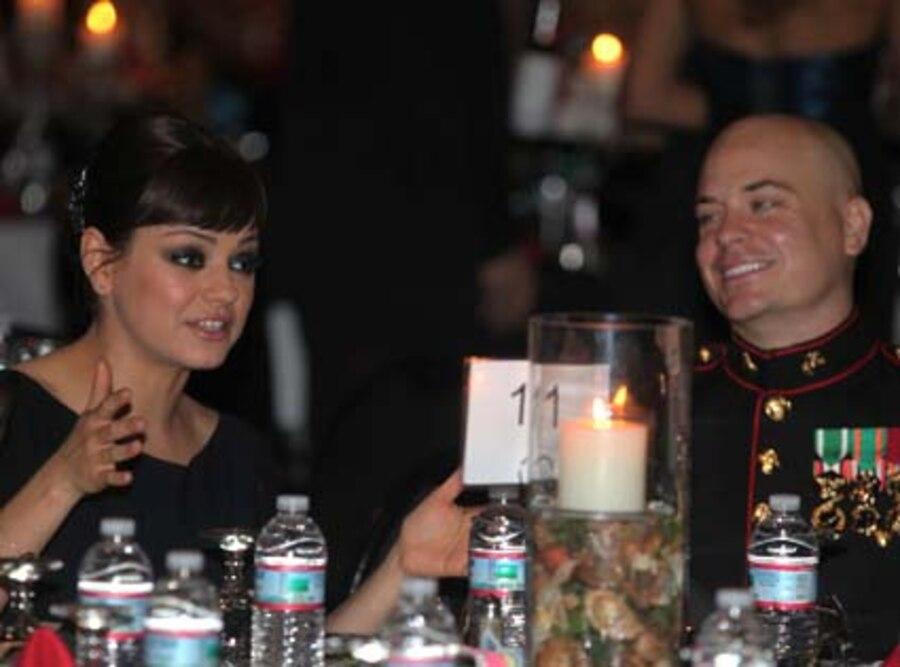 Mila Kunis, Sgt. Scott Moore