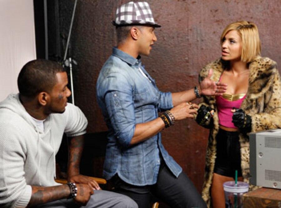 Game, Jay Manuel, Lisa, America's Next Top Model