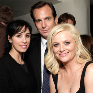Sarah Silverman, Will Arnett, Amy Poehler, Power Of Comedy Event