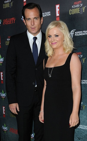 Amy Poehler, Will Arnett, Power Of Comedy Event