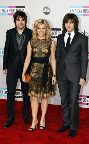 The Band Perry, American Music Awards