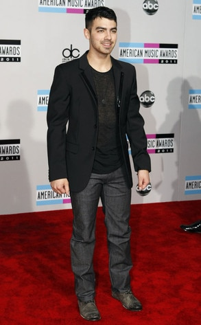 Joe Jonas, American Music Awards