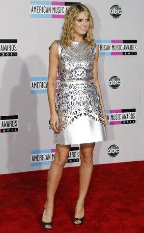 Heidi Klum, American Music Awards
