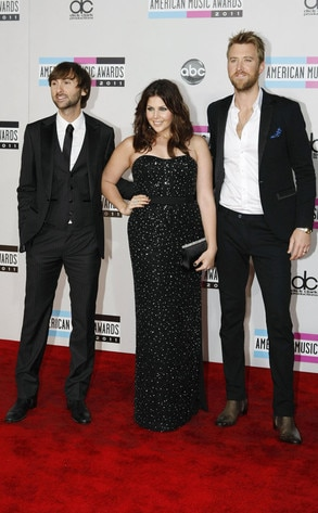 Lady Antebellum, American Music Awards