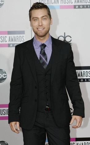 Lance Bass, American Music Awards