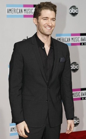 Matthew Morrison, American Music Awards
