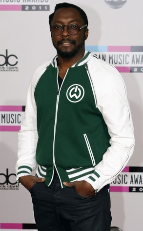 Wil.i.am, American Music Awards