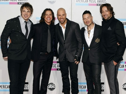 Daughtry, American Music Awards