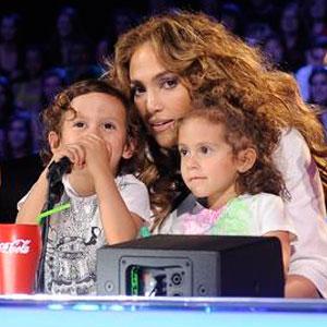 Jennifer Lopez, Max Anthony, Emme Anthony