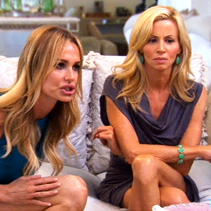 Taylor Armstrong, Camille Grammer, The Real Housewives of Beverly Hills