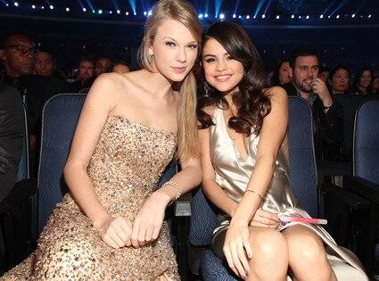 Taylor Swift, Selena Gomez, AMA's