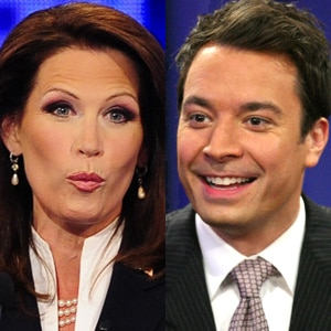 Michelle Bachmann, Jimmy Fallon