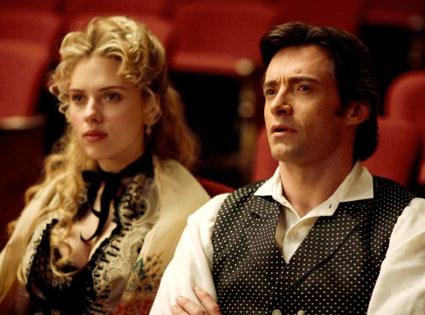 The Prestige, Scarlett Johansson, Hugh Jackman