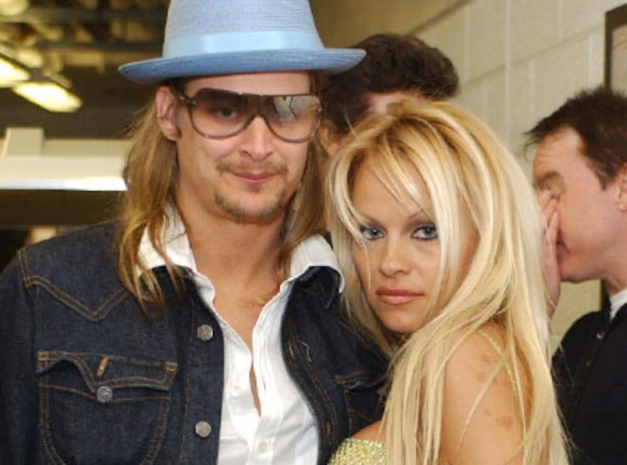 Kid Rock, Pamela Anderson