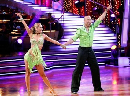 DWTS, Kym Johnson, Hines Ward