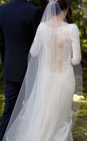 Twilight Saga Wedding Dress 5 Cute Twilight Saga Breaking Dawn