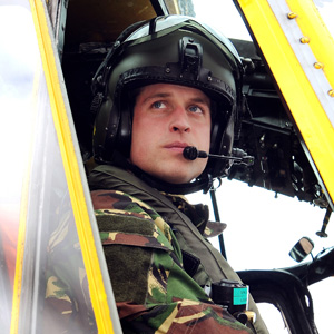 Prince William's New Year's Celebration: Royal Rescue Attempt at Sea