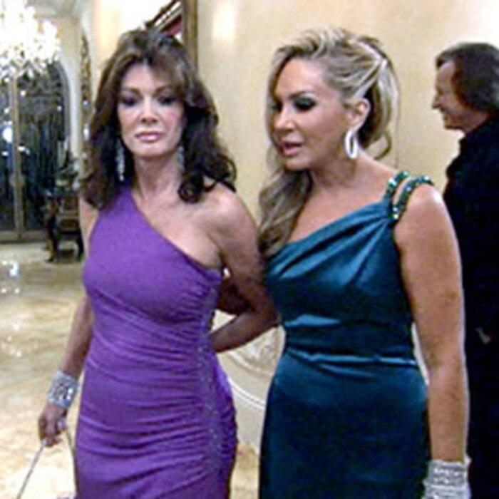 Real Housewives Of Beverly Hills, RHOBH, Adrienne Maloof, Lisa Vanderpump