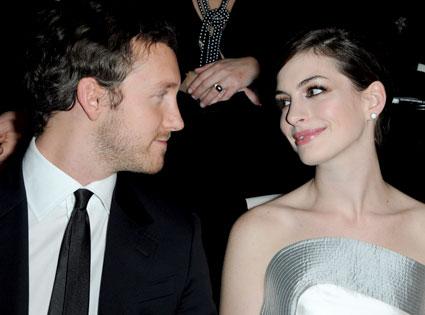 Adam Schulman, Anne Hathaway