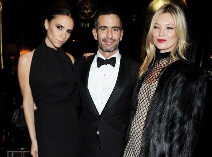 Victoria Beckham, Marc Jacobs, Kate Moss