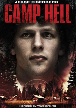 Camp Hell Poster, Jesse Eisenberg