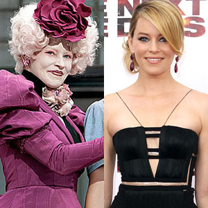 Elizabeth Banks Spills New Hunger Games Deets! | E! News