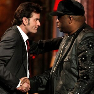 Charlie Sheen, Patrice O'Neal