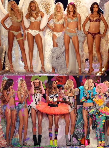 Victoria's Secret, 2003, 2011