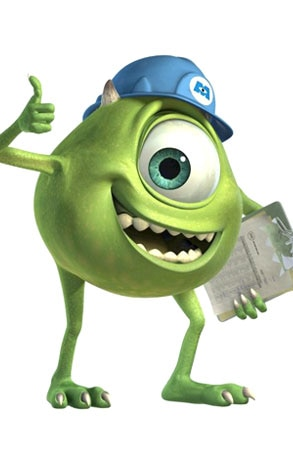 Monsters Inc., Mike Wazowski