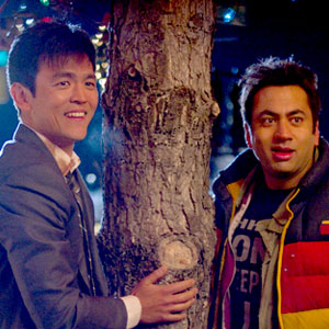 John Cho, Kal Penn, A Very Harold and Kumar Christmas