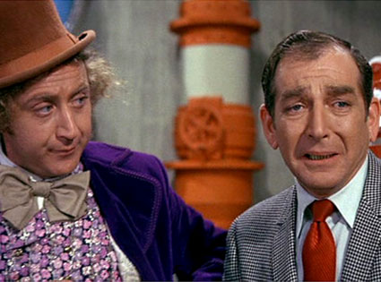 Leonard Stone, Willy Wonka and the Chocolate Factory