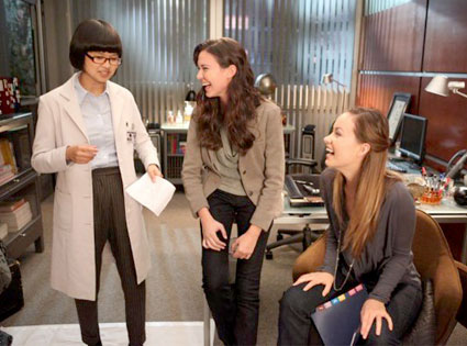 House, Charlyne Yi, Odette Annable, Olivia Wilde