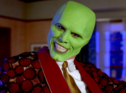 The Mask, Jim Carey