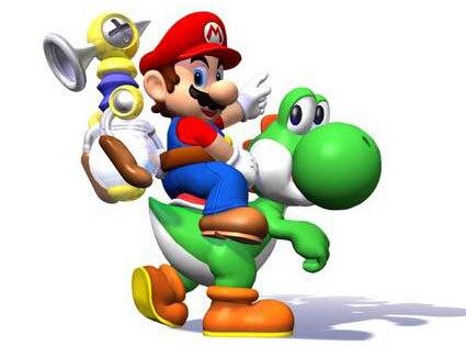 Yoshi, Mario