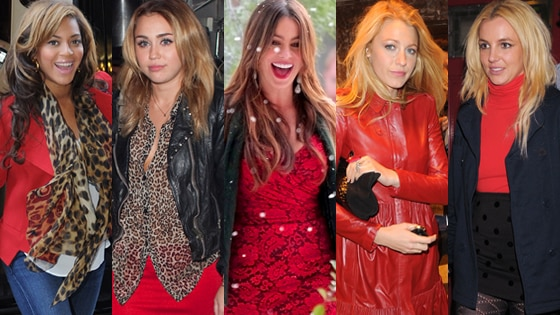 Week In Pictures, Beyonce, Miley Cryus, Sofia Vergara, Blake Lively, Britney Spears